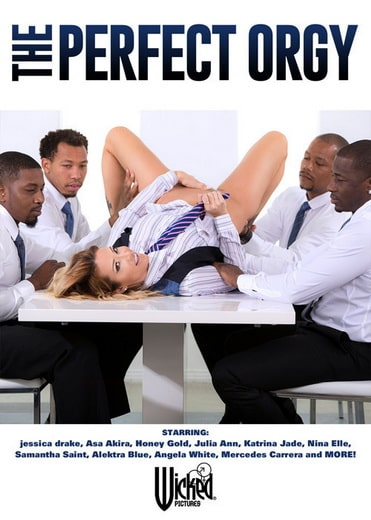 The perfect orgy - Movies from Dorcelvision